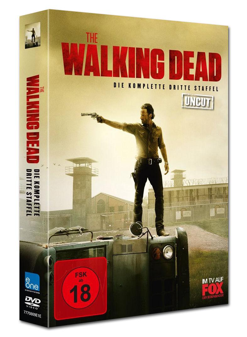 Walking Dead Staffel 5 Auf Dvd