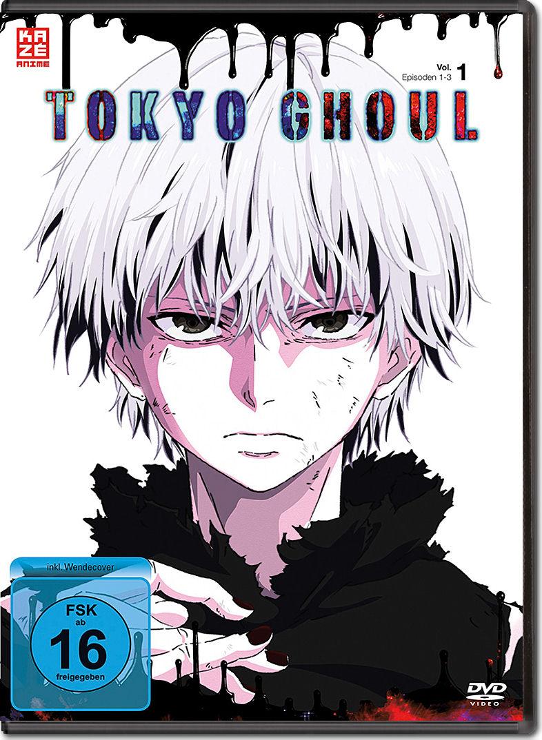 Tokyo Ghoul Vol